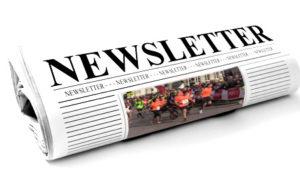 newsletter courir avec