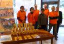 Remise des pièces jaunes à Saint Sébastien sur Loire
