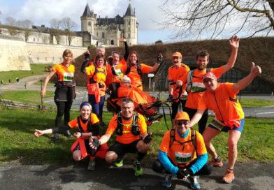 Courir Avec à Saumur